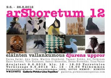 arSboretum 12 – eläinten vallankumous
