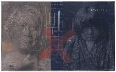 Tatjana Bergelt - map of tears