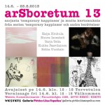 arSboretum 13 – sarjasta`temporary happiness´ ja muita kertomuksia