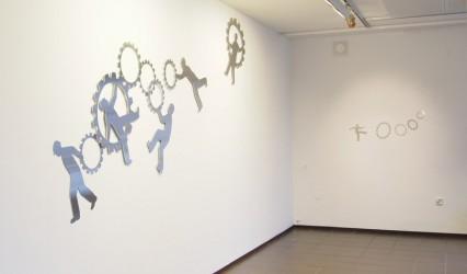 kuvia näyttelystä