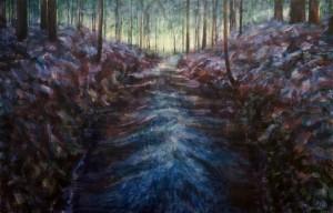 Jamie Ranta - Sarjasta Näkymiä; Tumma vesi