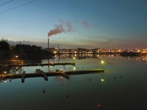 Kari Hakli - Mustikkamaan sillalta