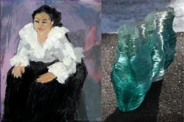 Maisa Kivi ja Pia Kianne –  näyttely