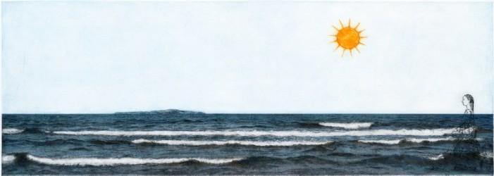 Eeva Louhio - Tyttö ja meri