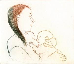 Eeva Louhio - Vauva