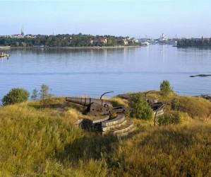 Tapio Heikkilä - Merellinen Helsinki, Suomenlinna